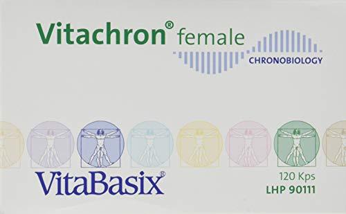 Vitabasix Vitachron female Kapseln 3 x 120 Kapseln - Iu 50 Kapseln