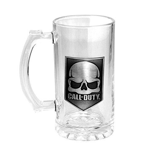 Call of Duty – Skull Bierkrug aus Glas