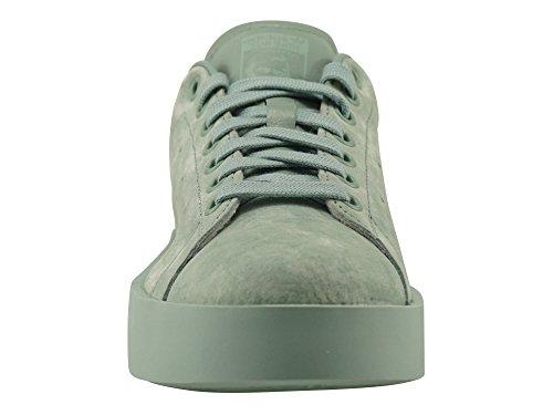 adidas Damen Stan Smith Bold W Fitnessschuhe, Weiß Verde (Vertac / Vertac / Vertac)
