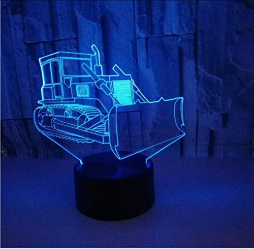 Nachtlicht-Remote-Touch-Schalter führte Nachtlicht-Kinderlampe -