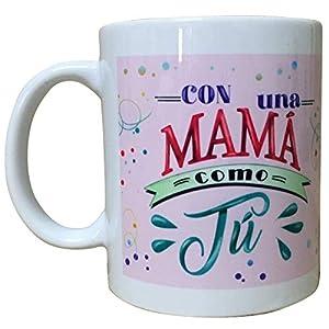 ARTEMODEL Taza la Vida...mamá, Multicolor (1)