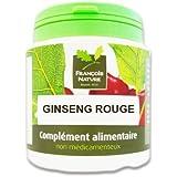 Ginseng rouge CA Meyer racine1000 gélules gélatine végétale