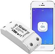 نظام تحكم عن بعد 10 ايه ذكي يعمل بالواي فاي لإيقاف التشغيل باستخدام التطبيق الذكي