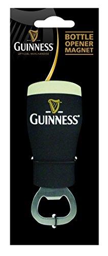McLaughlin's Irish Shop Guinness Flaschenöffner und Magnet Pint (Guinness Flaschenöffner Magnet)