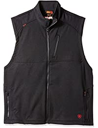 Ariat Men's Big and Tall Flame Resistant Platform Vest