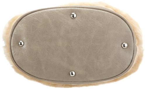 Betty Barclay Monique D-315 Mo 08, Borse A Spalla Da Donna 25x28x15 Cm (lxhxp) Beige (opale)