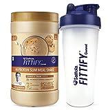 Saffola FITTIFY Gourmet Hi-Protein Slim Meal Shake - Cookies & Cream, 420 gm