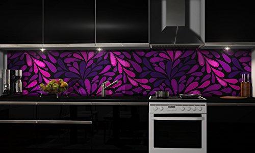 Küchenrückwand selbstklebende Folie - Herdabdeckung24.de