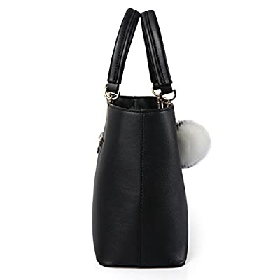 BYD - PU en Cuir Femme Sacs portés main Tote bag Sacs baguette