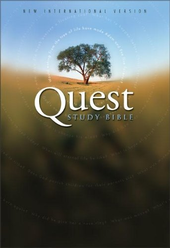 Quest Study Bible-NIV: The Question and Answer Bible