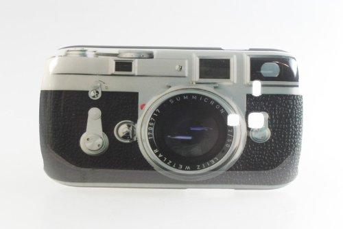 Hard Case / Cover caméra Samsung Galaxy S3 mini / i8190 avec l'objectif étui de protection couverture arrière de Shell Vintage