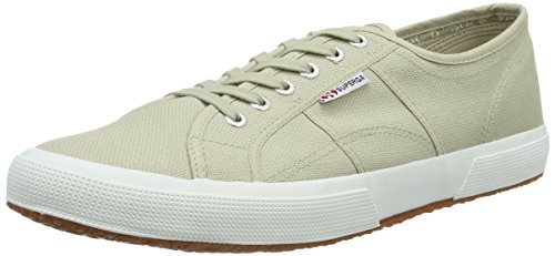 Superga 2750- Cotu Classic, Low-top mixte adulte Braun (Taupe)