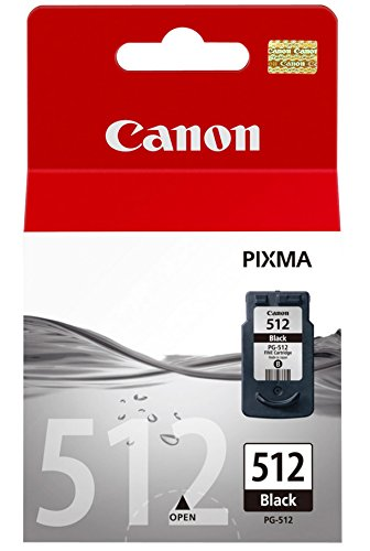 Preisvergleich Produktbild Inkjetpatrone PG-512 schwarz CANON 2969B001 15ml