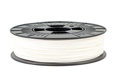 ICE FILAMENTS ICEFIL1ABS023 ABS Filament, 1,75 mm, 0,75 kg, Wondrous White