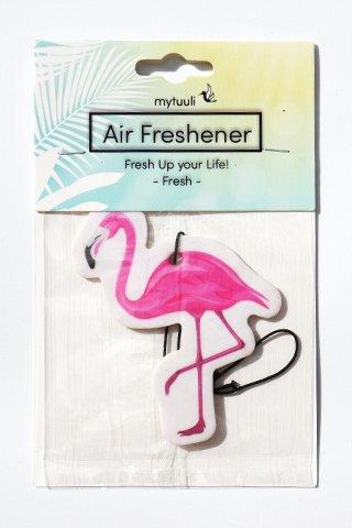 mytuuli Lufterfrischer Flamingo - Duftbaum (Duft Vanille)