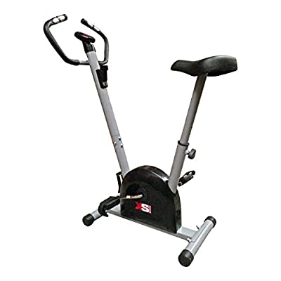 Generic DYHP-A10-CODE-2752-CLASS-1-- EXTRA PADDED SEAT-HOME HOME ADJUSTABLE E-EXT EXERCISE BIKE UT MACH CARDIO FITNESS CARDI WORKOUT MACHINE SE BIKE --DYHP-UK10-160819-822 by Generic