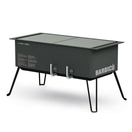 Alessi 13802 AF506 Barbicù Barbecue A Gas L3B/50