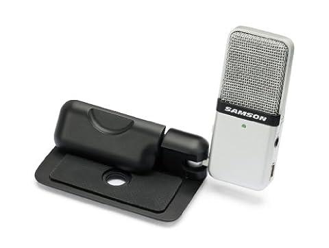 Samson Go Mic Clip-On USB Mikrofon f1/4r Laptop Computer