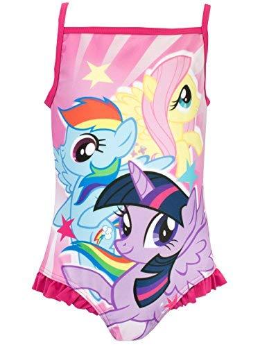 My Little Pony - Bañador para niña - Mi Pequeño Pony - 9 - 10 Años