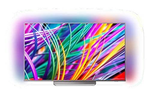 Philips 55PUS8303/12 139 cm (55 Zoll) LED (Ambilight, 4K Ultra HD, Triple Tuner, Smart Fernseher)