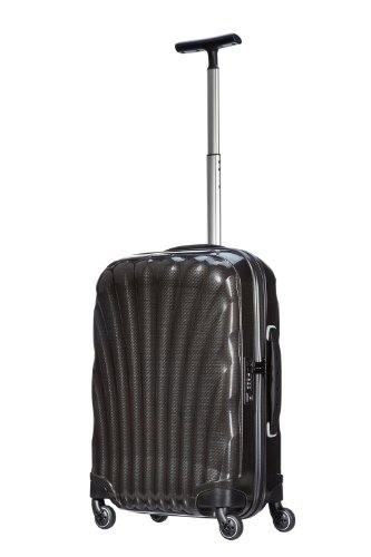 Samsonite Maletas y trolleys 53449-1041 Negro 36.0 liters