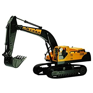 RC Construction Machinery hydraulic excavator (1/28 scale electric radio control) by Doyusha