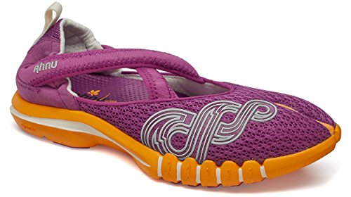 Ahnu Yoga Split Synthétique Baskets Berry Blast