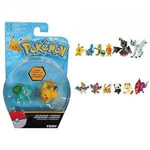 Tomy - Pokemon 50130063. Figura, pose para la batalla. Modelo aleatorio