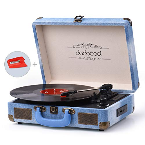 Vinyl Record Player, dodocool Vi...