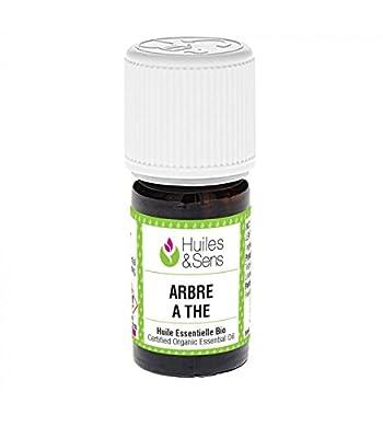 huile essentielle arbre à thé (bio)