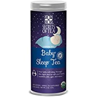 Baby Sleep Tea –Digestive & Colic Prevention Herbal Tea – Soothes Acid Reflux & Newborn