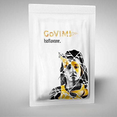 GoVIMI Isoflavone Mikrotabs 25g, 60mg/g, vegan, produziert in der Schweiz