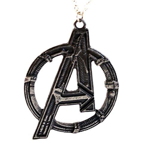 (Marvel-Kette mit Avengers-Logo-Anhänger)