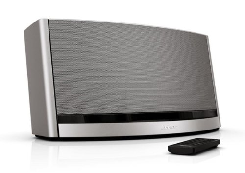 Bose Sounddock Iphone (Bose ® SoundDock ® 10 Digital Music System, silber)