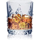 Soogo Jordon Whisky Glass Set, 6-Piece, Transparent