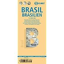 Brazil : 1/4 000 000