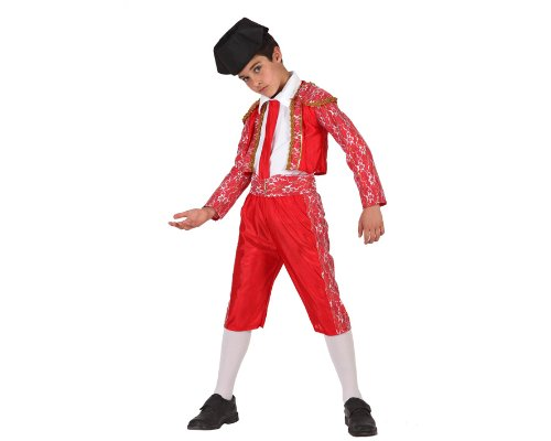 Imagen de atosa  69136  disfraz  disfraz de red torero  tamaño 3