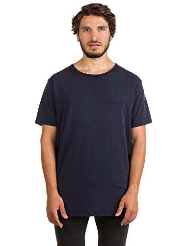 Herren T-Shirt Quiksilver Acid Sun T-Shirt navy blazer