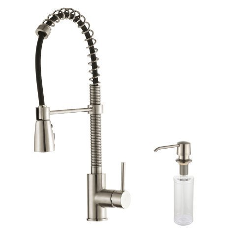 kraus-kpf-1612-ksd-30ss-single-lever-pull-down-kitchen-faucet-stainless-steel-finish-and-soap-dispen