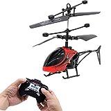 Ncient Helicóptero Juguete Bebé Mini Bidireccional Recargable Teledirigido Helicóptero con Control Remoto Modelo de Aviación De Aviones Juguete Regalo para Niños
