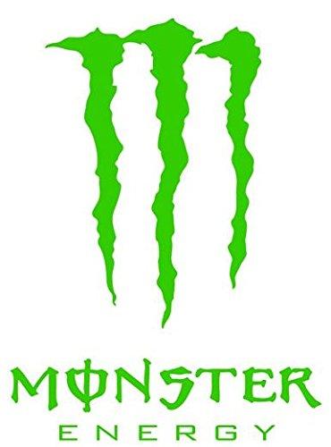 Preisvergleich Produktbild Monster Energy Drink Aufkleber Aufkleber Auto Van Truck Bild 29x 21cm groß von ppm LTD
