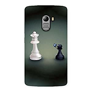 Queen and Pawn Back Case Cover for Lenovo K4 Note