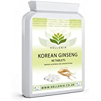 Korean Ginseng (Panax) Extract 25mg - 90 Tabletten preisvergleich bei billige-tabletten.eu