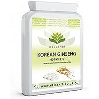 Preisvergleich für Korean Ginseng (Panax) Extract 25mg - 90 Tabletten