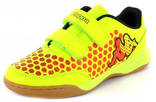 Kappa Cobra K, Sneaker bambini Giallo giallo Giallo (Gelb (Gelb))