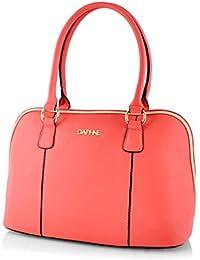 Daphne Women's Handbag Peach (XB15-0017)