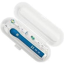 nincha portátil estuche de viaje cepillo de dientes eléctrico de plástico  de repuesto para ... b139a120ff8d