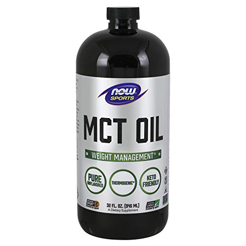 NOW Foods Mct 100% Oil, 32-Fluid Ounces