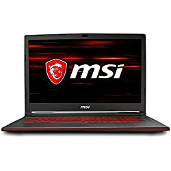 MSI Gaming MSI GL63 8RC-063IN 2018 15.6-inch Laptop (8th Gen Core i7-8750H/8GB/1TB/Windows 10/4GB Graphics), Black