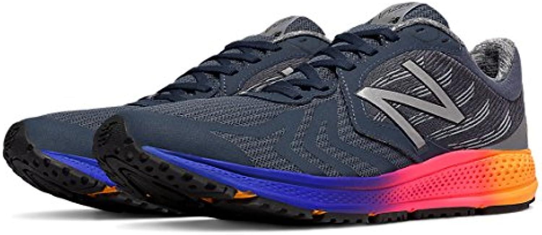 Sneakers New Balance Hombre Tejido Azul y Gris MPACEOL2 Azul 44EU